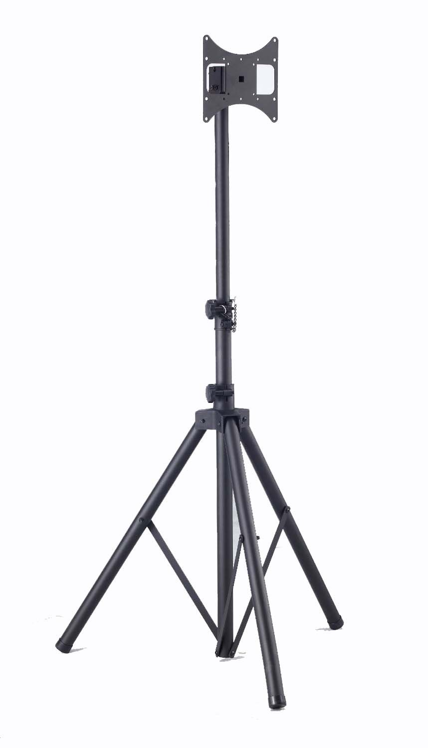 "Portable Plasma and LCD TV Tripod Stand for up to 37"" TV"