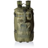 Expandable Tactical Molle Military Assault Rucksacks Backpack Daypack Bag  Olive