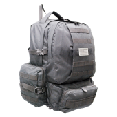 Outdoor Tactical Gear Backpack Black