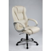 Elitech High Back Finery PU Leather Office Executive Chair